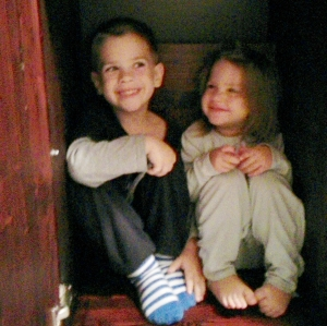 szekrényben